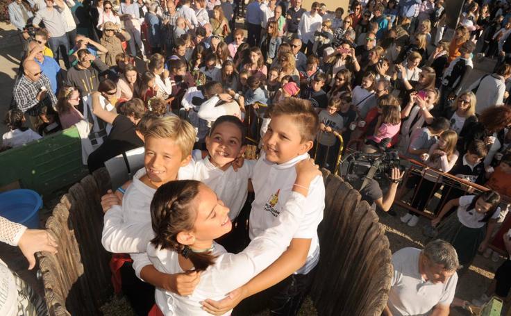 Fiesta de la Vendimia de Serrada