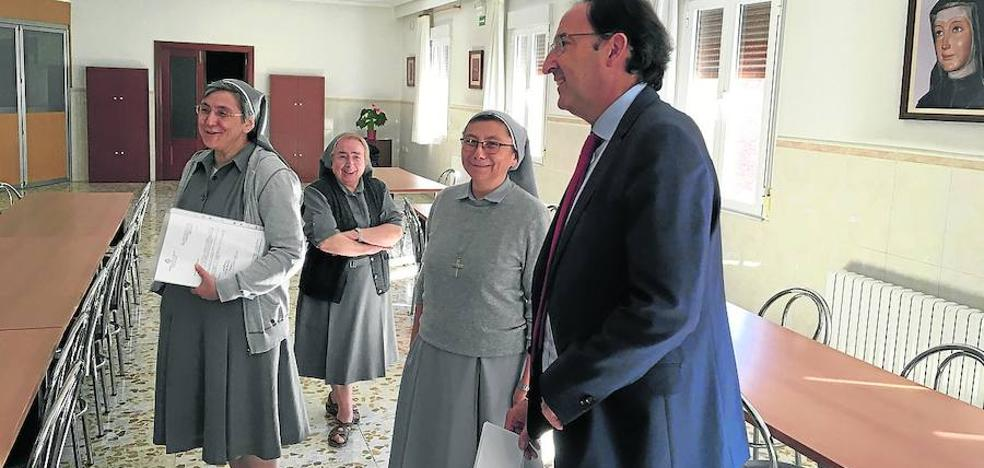 Palencia renueva el acuerdo para acoger mujeres en riesgo de exclusión