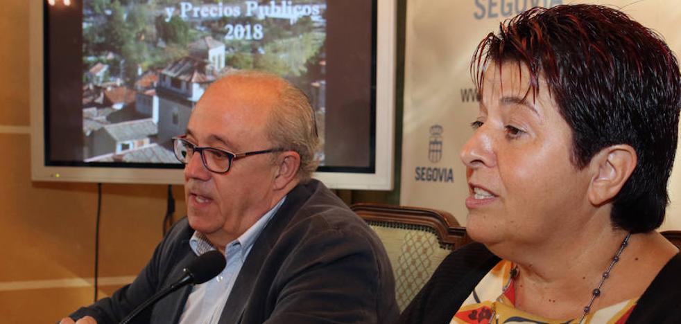 El equipo de gobierno socialista asegura que bajará la presión fiscal en 2018