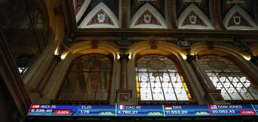 El Ibex-35 inicia la semana de la Fed con un avance del 0,2%