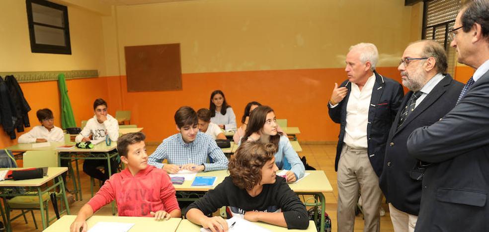 10.300 alumnos inician el curso en Palencia