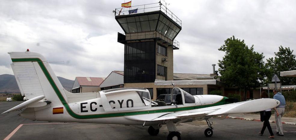 La nueva titular del aeródromo de Fuentemilanos creará una escuela de drones