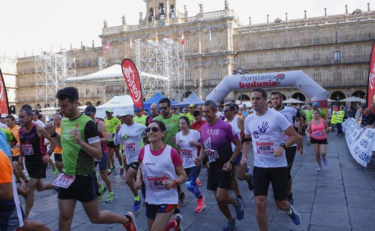 II Carrera Contra la Violencia de Género en Salamanca