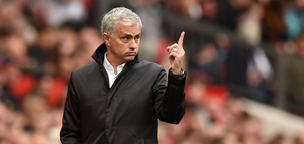 Un domingo cualquiera para José Mourinho