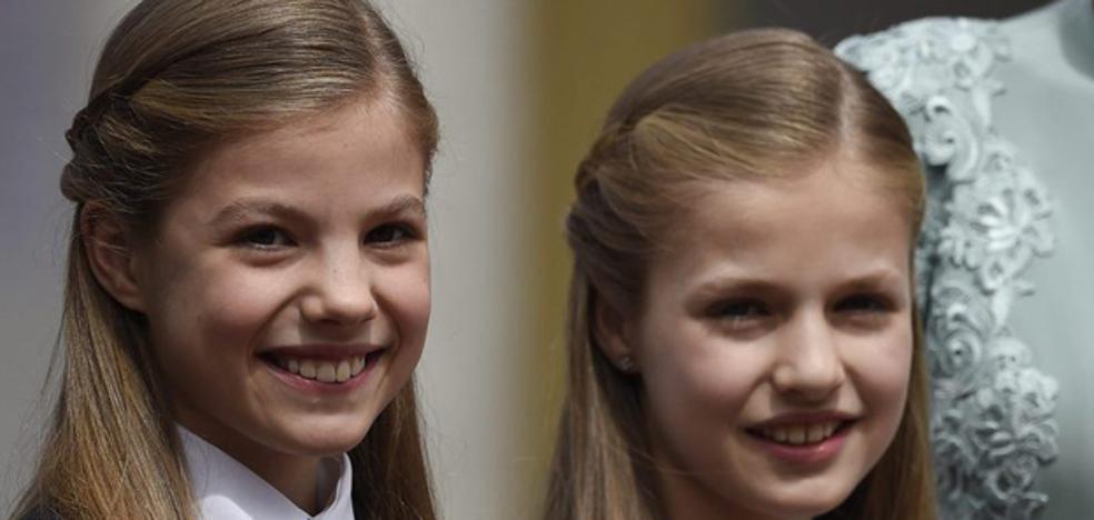 El secreto de las mochilas de la Princesa Leonor y la Infanta Sofía