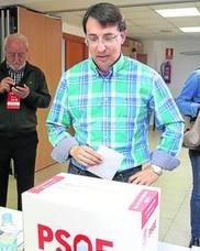 Fernando Pablos no descarta presentarse al cargo de secretario provincial del PSOE