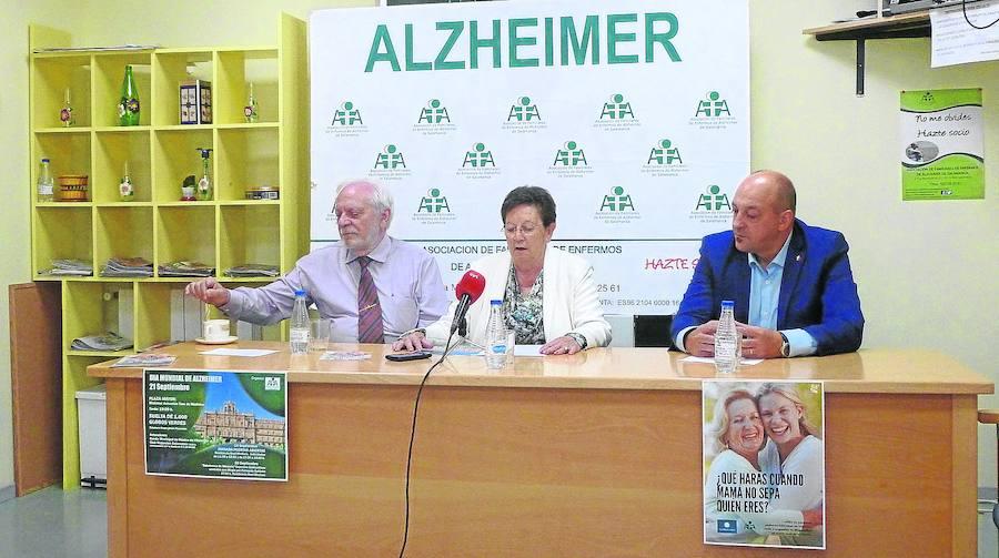 El número de enfermos de alzheimer se multiplica por tres en los últimos años