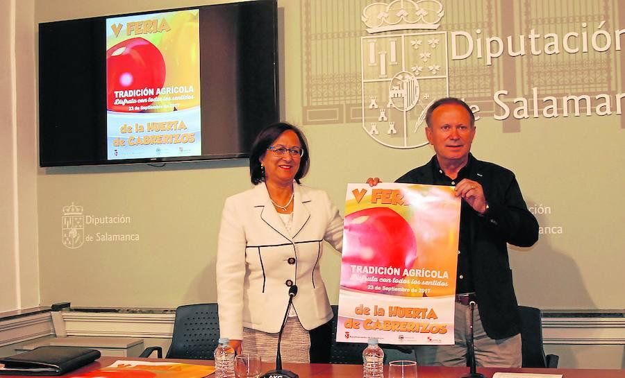Cabrerizos promocionará los productos de la huerta el día 23