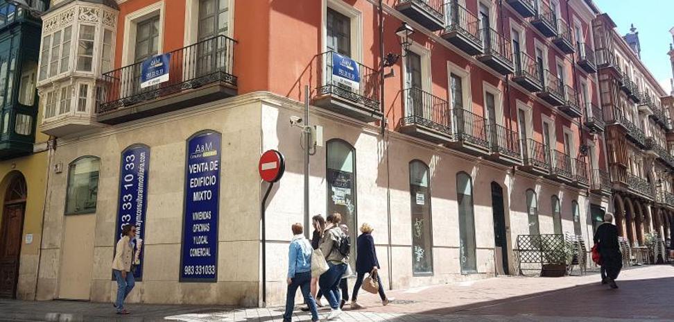 Una sede vallisoletana para captar inversores tasada en 7,6 millones de euros