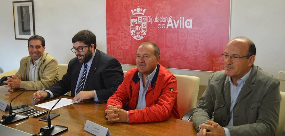 Ávila acogerá la I Carrera de Regates del Club Nacional del Galgo Español