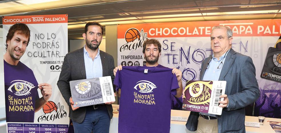 El Chocolates Trapa Palencia abre la renovación de abonos con los precios del año pasado