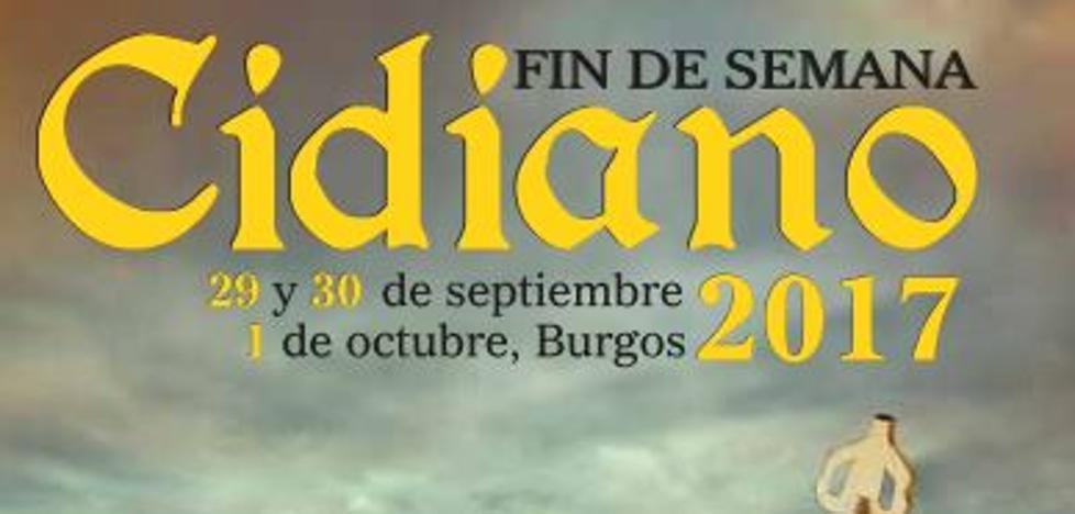 Burgos volverá al medievo dentro de diez días con el Fin de Semana Cidiano