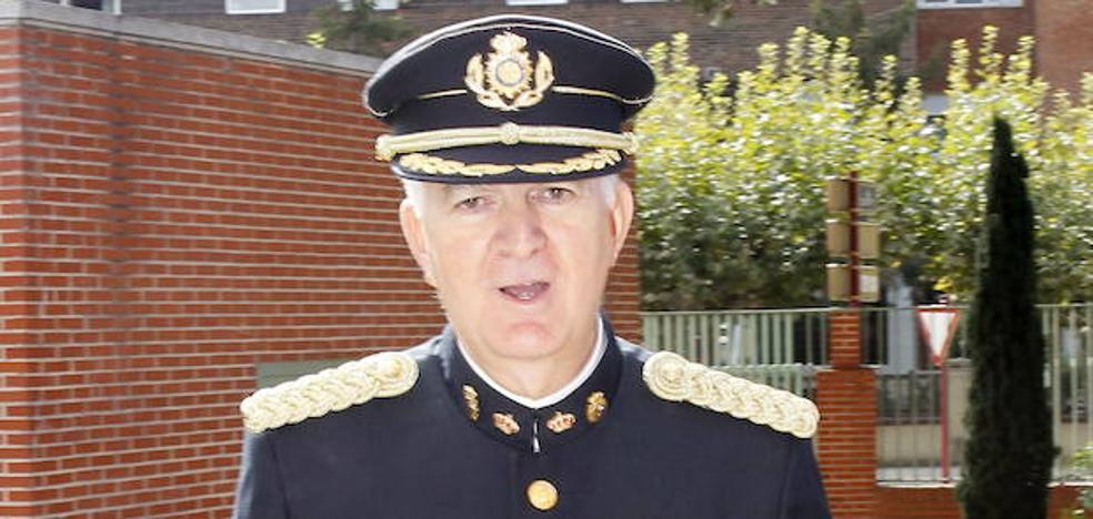 El antiguo comisario de Palencia niega un acoso laboral a una subinspectora