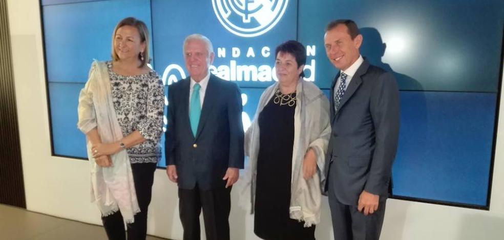 El Ayuntamiento y la Fundación Real Madrid renuevan su colaboración