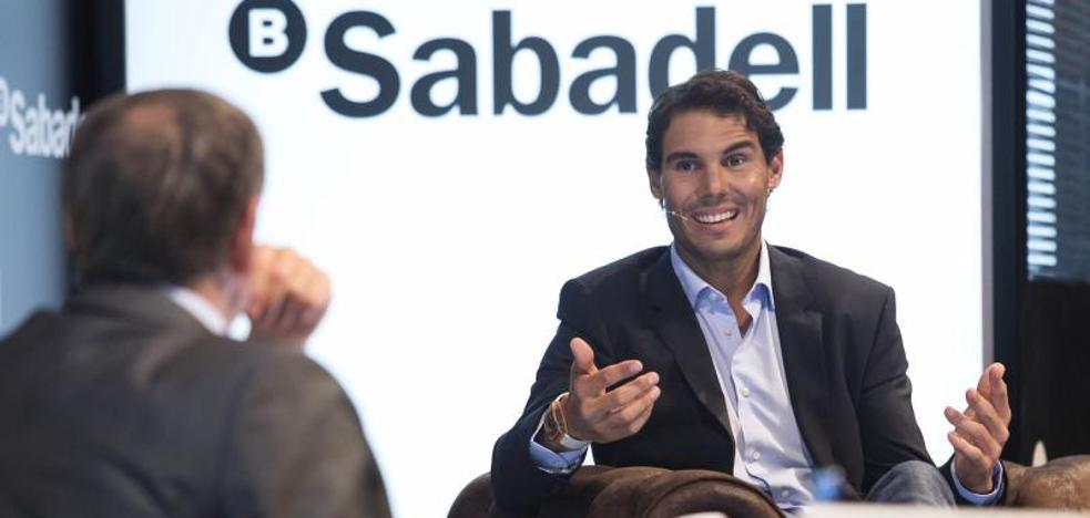 Nadal: «Que Conchita haya estado tres años es un tiempo razonable»