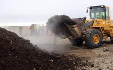 La guardería medioambiental vigila la limpieza de la planta de Fuentepelayo