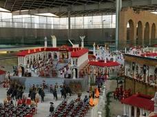 La exposición de Playmobil en La Olmeda se amplía hasta el 5 de noviembre
