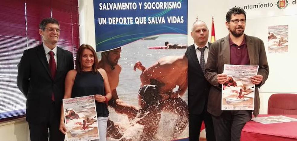 La playa de las Moreras acogerá el I Campeonato de Larga Distancia