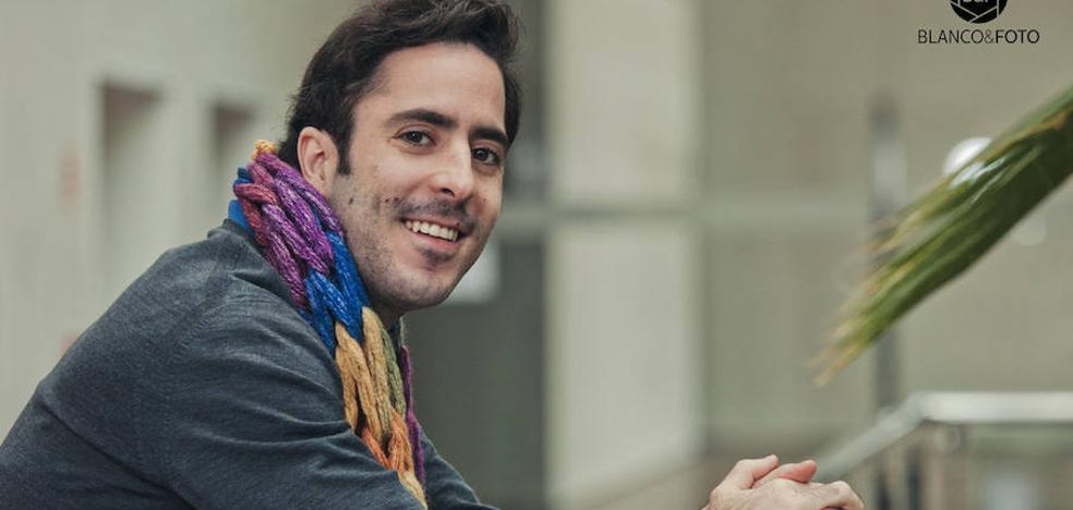 El pianista vallisoletano Juan Carlos Fernández Nieto, finalista del premio Iturbi