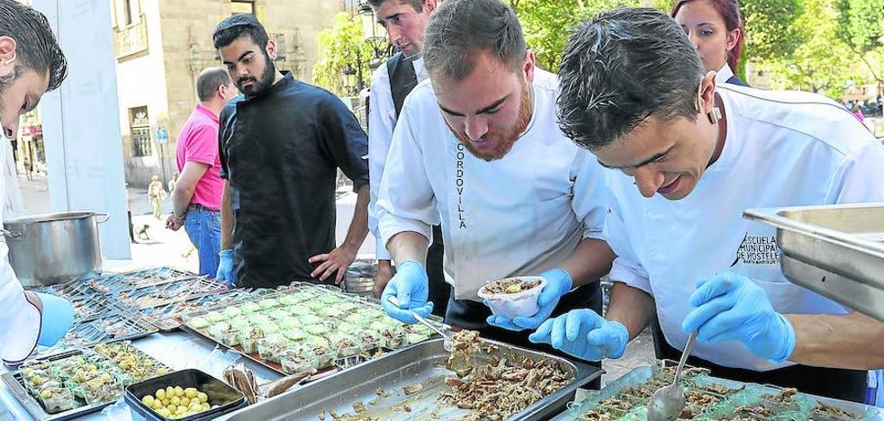 El sector ovino y caprino propone que su carne se sirva en los comedores escolares