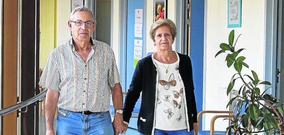 «Lo más duro del alzheimer es saber que no hay solución y cada vez va a más»