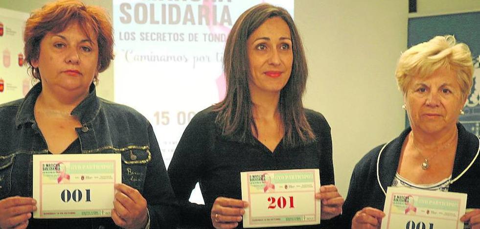 La II Marcha Solidaria Los secretos de Tonda será el próximo 15 de octubre