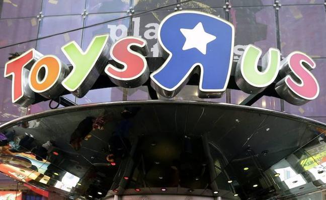 Amazon se come Toy's 'R' us