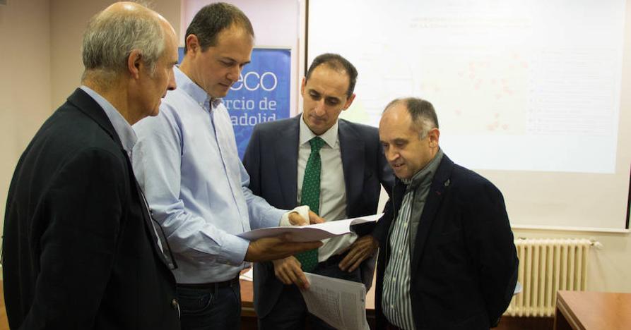 Avadeco alerta sobre el incremento de locales vacíos en Valladolid