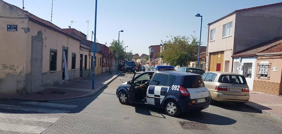 Disparos en una reyerta en Barrio España