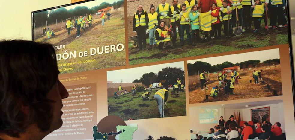 Los paisajes castellanos llegan a Palencia en forma de documental