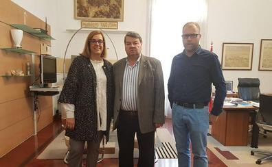 Cardeñosa de Volpejera reformará la PP-9611 en el tramo con Paredes de Nava