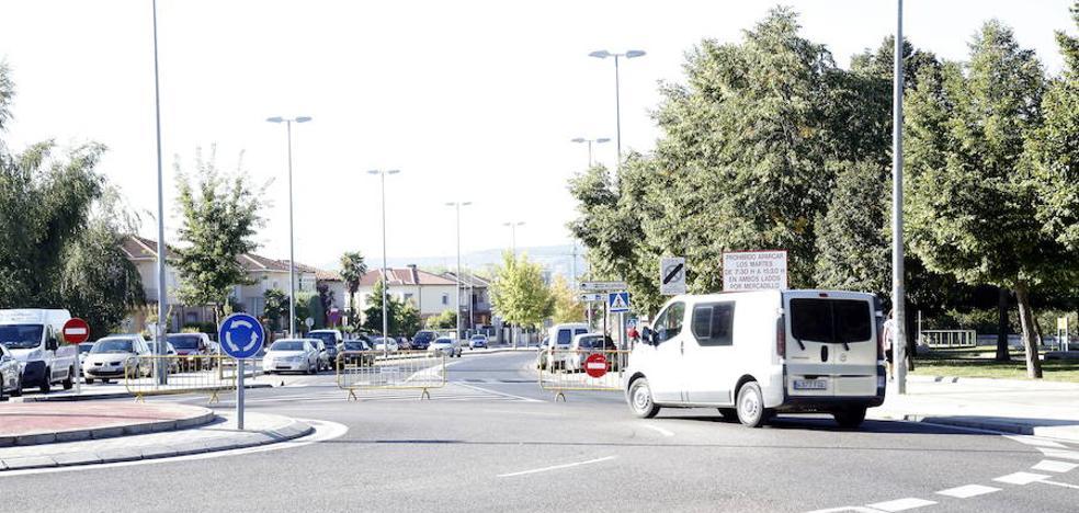 Autobuses gratis y cortes de tráfico por el Día Sin Coche en Palencia