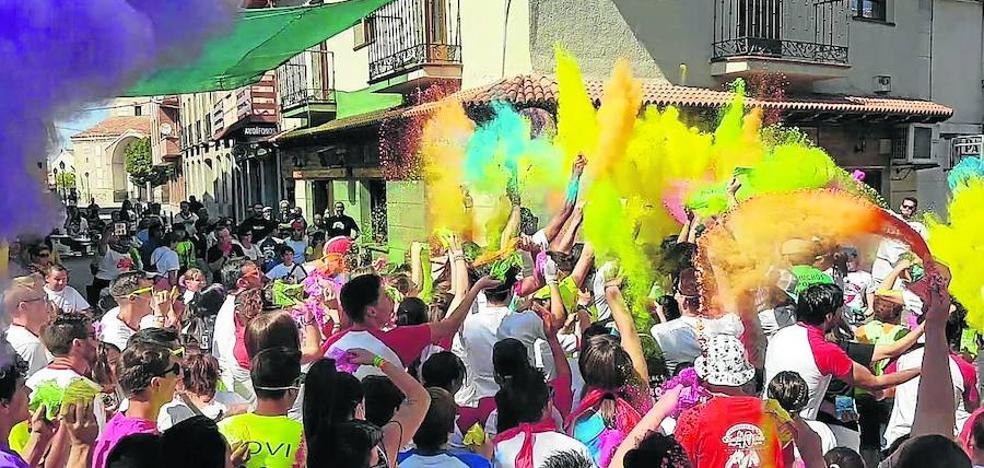 El zamorano Santi Conde gana un reñido concurso de cortes en Nava