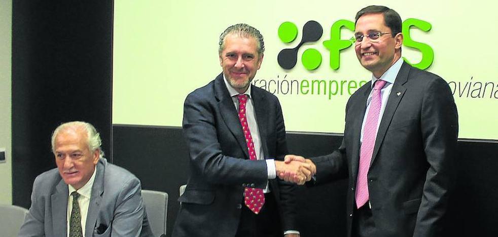 La Fes y Cajaviva se alían para fomentar la creación de empresas