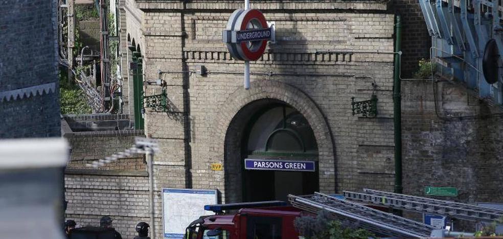 Un tercer detenido por el ataque en el metro de Londres