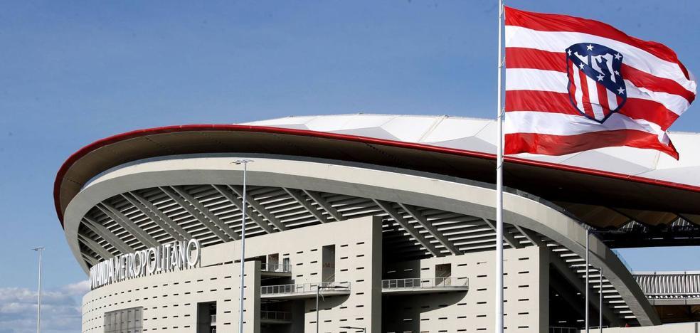 El Metropolitano, sede de la final de la Champions 2019