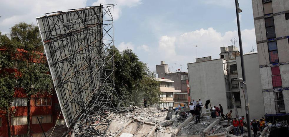 Exteriores confirma la muerte de un español en el terremoto de México