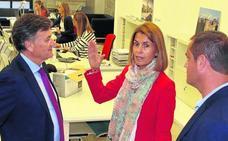 La Diputación traslada la promoción a la comarca de Tierra de Pinares