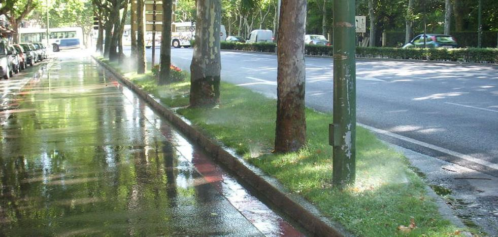 La CHD permitirá riegos puntuales en Valladolid