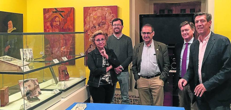 El Rodera-Robles dedica su nueva exposición al iustrador Manuel Gómez Zía, 'Peregrino'