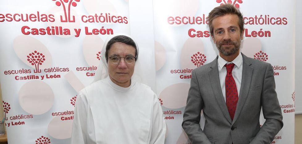 7.107 alumnos estudian este curso en los colegios concertados de Palencia