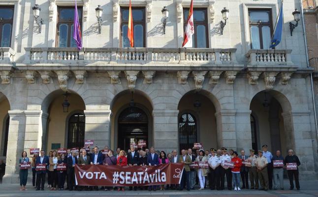 Campaña de lujo por el Seat Ávila