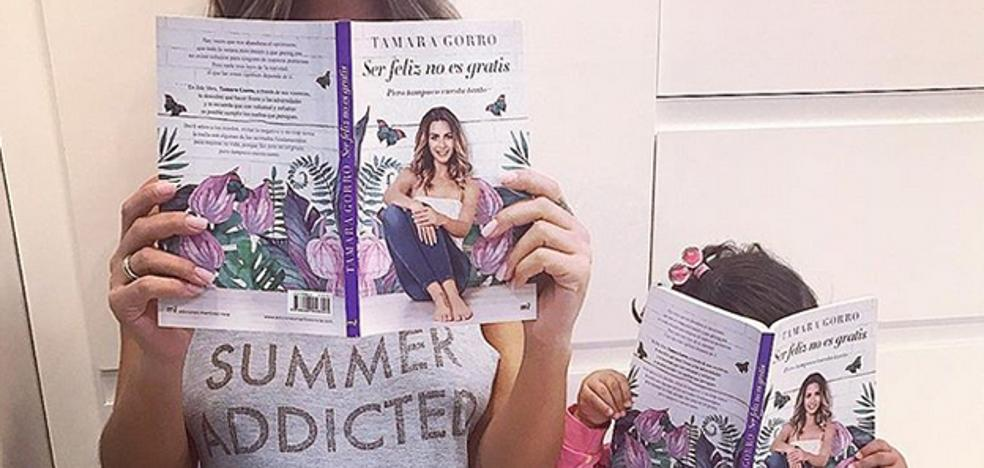 Tamara Gorro se estrena como escritora