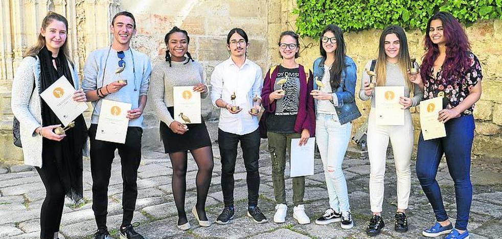 IE University premia los mejores trabajos audiovisuales de sus alumnos