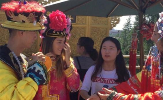 El humor de Paz Padilla, en un vídeo de su viaje a China
