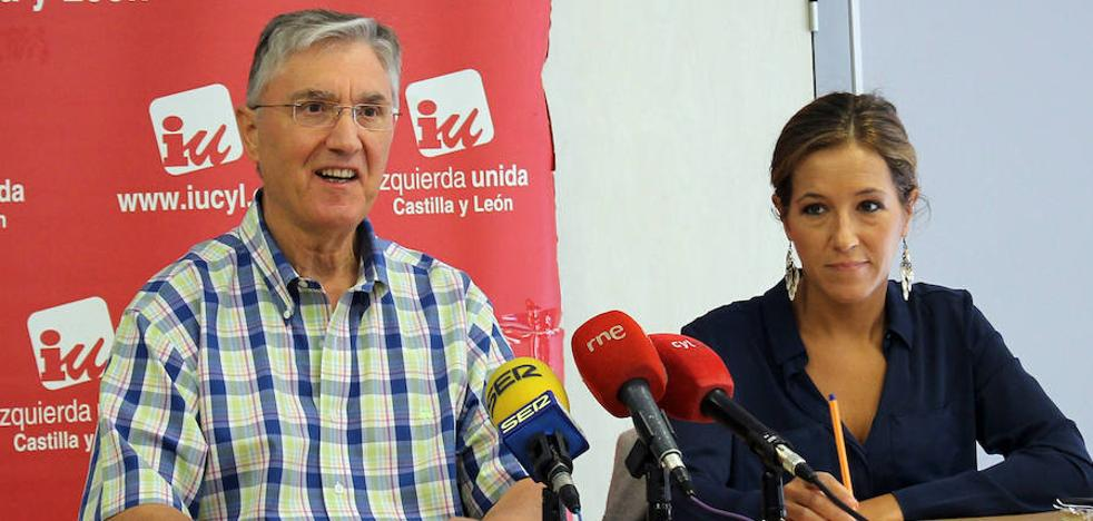 «El mundo de Podemos en Segovia ha nacido más dentro del PSOE que de IU»