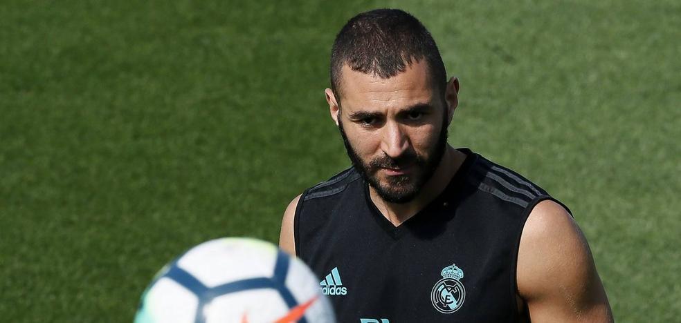 Benzema: «¿Falta de gol? Un delantero moderno es más que gol»