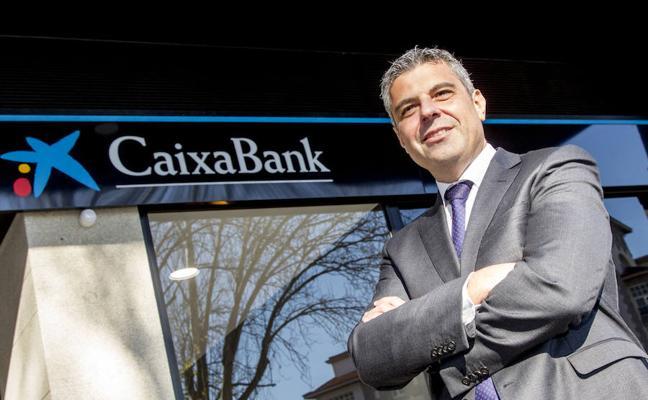 Marc Benhamou, nuevo director territorial de CaixaBank en Castilla y León y Asturias
