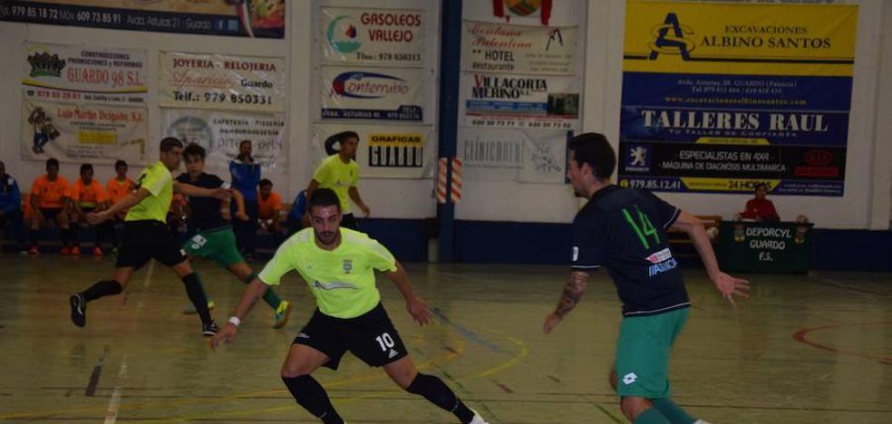El Deporcyl Guardo elimina al Prone Lugo en la Copa del Rey