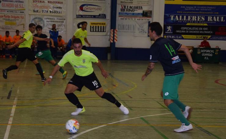 El Deporcyl Guardo FS se impone al Prone Lugo en la Copa del Rey